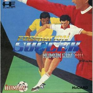 Formation Soccer - Human Cup '90 [PCE - occasion BE]