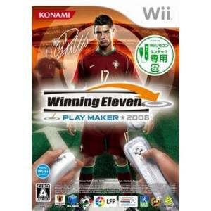 Winning Eleven Play Maker 2008 / PES 2008 [Wii - Used Good Condition]