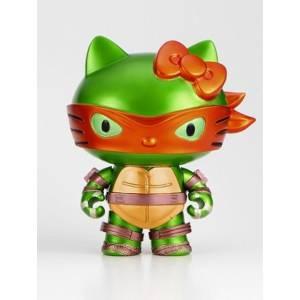 Teenage Mutant Ninja Turtles - Michelangelo [Mutant Kitty]