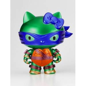 Teenage Mutant Ninja Turtles - Leonardo [Mutant Kitty]