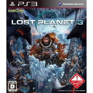 Lost Planet 3 [PS3 - Used Good Condition]
