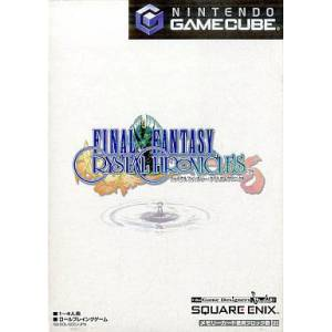 Final Fantasy Crystal Chronicles [NGC - used good condition]