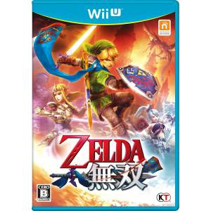 Zelda Musou / Hyrule Warriors - Edition Standard [Wii U]