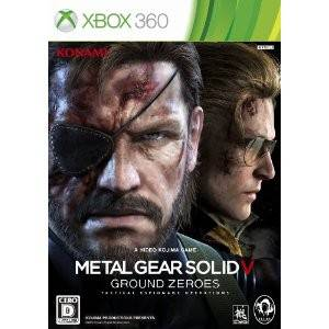 Metal Gear Solid V Ground Zeroes [X360 - Used Good Condition]