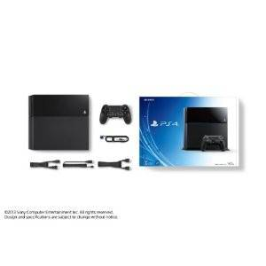 PlayStation 4 HDD 500GB Jet Black [PS4 - Used]