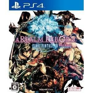Final Fantasy XIV Online - Shinsei Eorzea / A Realm Reborn [PS4 - Used Good Condition]