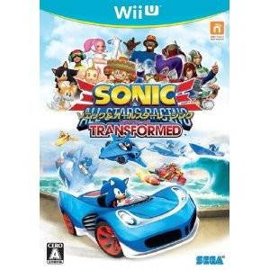 Sonic & All-Stars Racing Transformed [Wii U -Used]