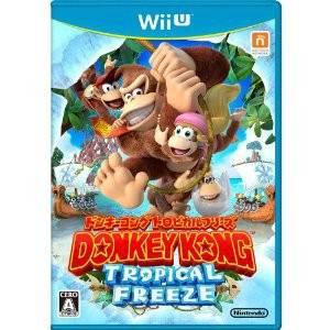 Donkey Kong Tropical Freeze [Wii U - Used]
