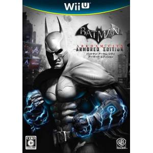 Batman Arkham City - Armored Edition [Wii U -Used]
