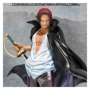 One Piece - Shanks (Choujou Kessen Ver.) Special Color Edition - Limited Edition [Figuarts Zero]