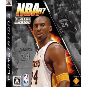 NBA 07 [PS3 - Used Good Condition]