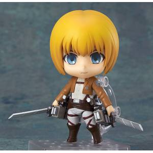 Attack on Titan / Shingeki no Kyojin - Armin Arlert [Nendoroid]