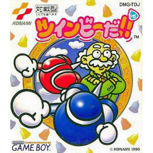 TwinBee Da!! [GB - Used Good Condition]