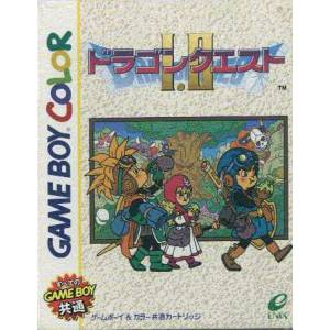 Dragon Quest I - II [GBC - occasion BE]