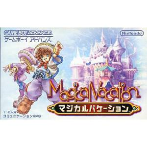 Magical Vacation [GBA - Used Good Condition]