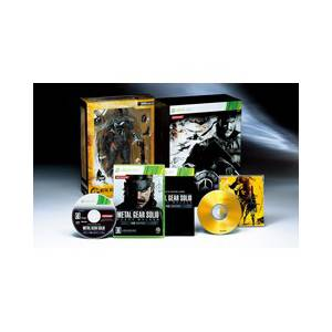 Metal Gear Solid Peace Walker HD Edition - Premium Package [X360 - Occasion]