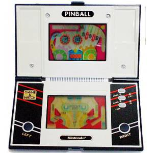 Pinball - Multi Screen PB-59 - used / no box [Game & Watch]