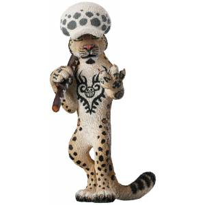 One Piece - Trafalgar Law as Snow Leopard (Amazon Limited Edition) [Figuarts ZERO]