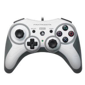 Soccer Game controller Fantasista for PlayStation 3 White ver.[PS3 brand new]