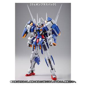 Gundam Avalanche Exia (Weapon Plus Pack) - Limited Edition [Metal Build]