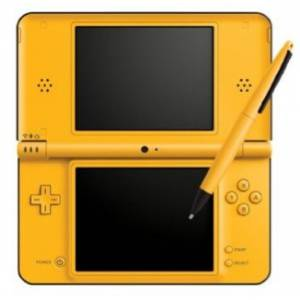 . Nintendo DSi LL - Yellow [new]