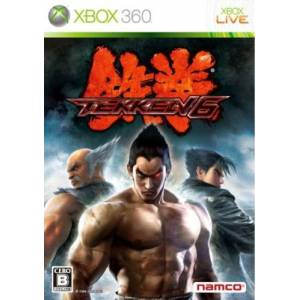 Tekken 6 [X360 - Used Good Condition]
