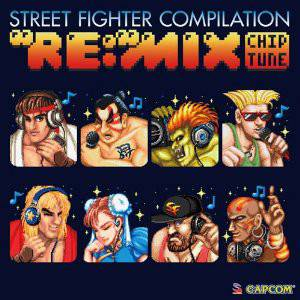 "Street Fighter Compilation ""RE:"" MIX chiptune [OST]"