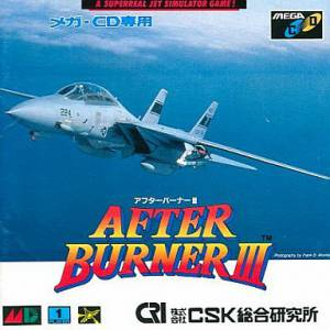 After Burner III [MCD - Used Good Condition]