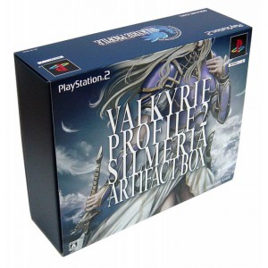 Valkyrie Profile 2 Silmeria - Artifact Box [PS2 - Used Good Condition]