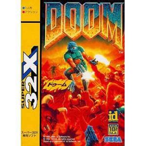 Doom [32X - Used Good Condition]