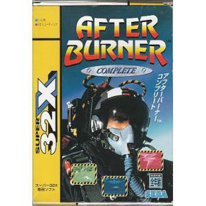 After Burner Complete [32X - occasion BE]