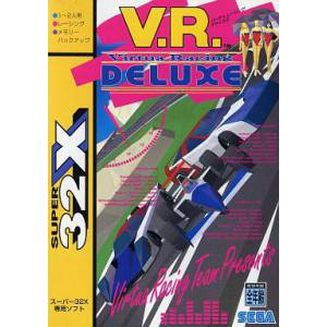 Virtua Racing Deluxe [32X - occasion BE]