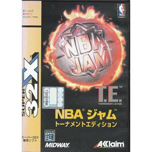 NBA Jam Tournament Edition [32X - occasion BE]