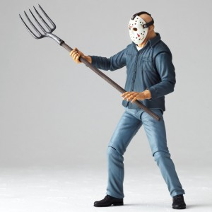 Jason Voorhees - Jason Voorhees [Tokusatsu Revoltech No.014]