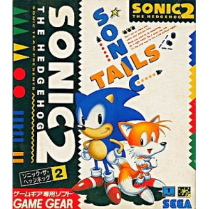 Sonic The Hedgehog 2 [GG - Used Good Condition]