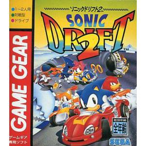 Sonic Drift 2 [GG - Used Good Condition]