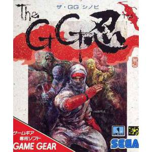 The GG Shinobi [GG - Used Good Condition]