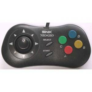 Neo Geo CD Controller (compatible AES) [Occasion BE / loose]