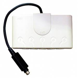 PC Engine Official Multitap (Loose) [PCE - used good condition]