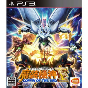 Super Robot Taisen OG Saga: Masou Kishin F Coffin of The End - Standard Edition [PS3]