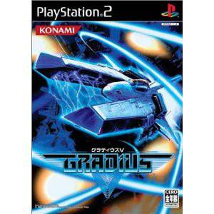 Gradius V [PS2 - brand new]