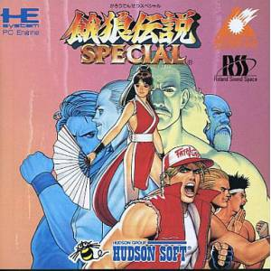 Garou Densetsu Special / Fatal Fury Special [PCE ACD - occasion BE]