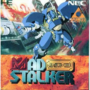 Mad Stalker - Full Metal Force [PCE ACD - occasion BE]