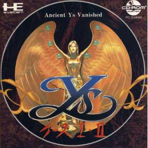 Ys I - II [PCE CD - used good condition]