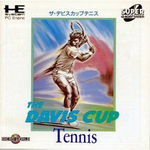 The Davis Cup Tennis [PCE SCD - occasion BE]