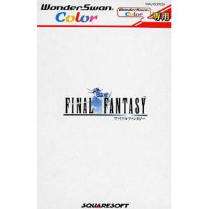 Final Fantasy [WSC - Used Good Condition]
