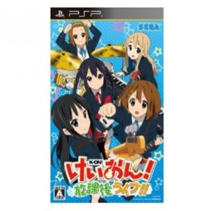 K-On! Houkago Live!! [PSP]