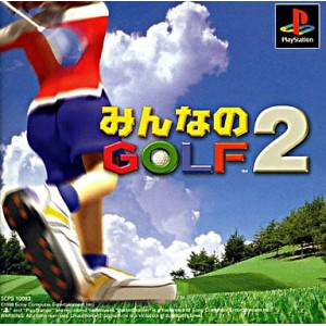 Minna no Golf 2 / Hot Shots Golf 2 [PS1 - Used Good Condition]
