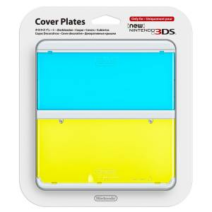 Cover Plates - No. 21 [New 3DS]
