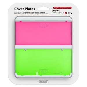 Cover Plates - No. 22 [New 3DS]